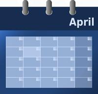 Calendario de artículos para blog