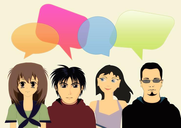Clientes en Redes Sociales.