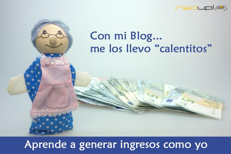 Cómo ganar dinero con un blog rentable y vivir de ello.