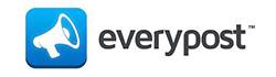 Herramienta de publicación en redes sociales Everypost.