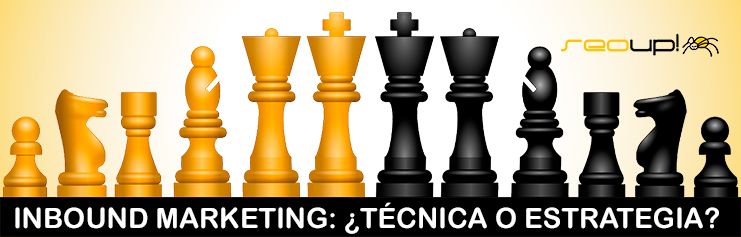 ibound marketing: ¿Técnica o estrategia?