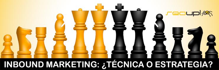 ibound marketing: ¿Técnica o estrategia?