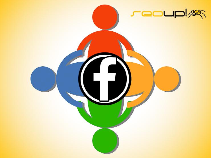 Grupos de Facebook.