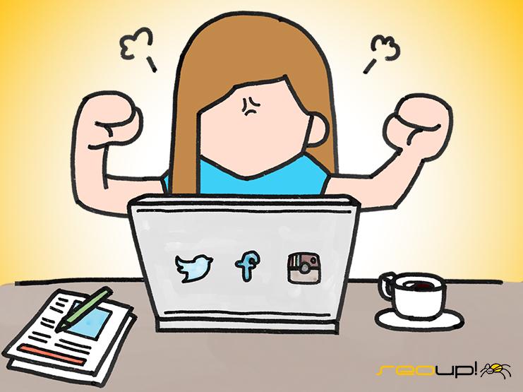Las 3 características principales de las búsquedas sociales.