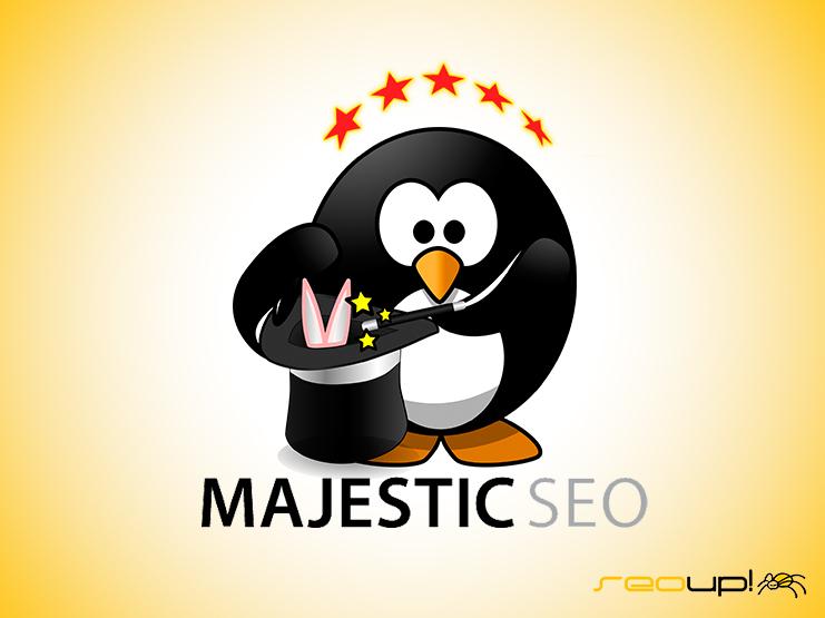 Guía sobre la herramienta Majestic SEO