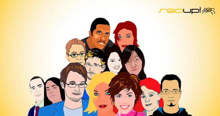 Grupo de usuarios.