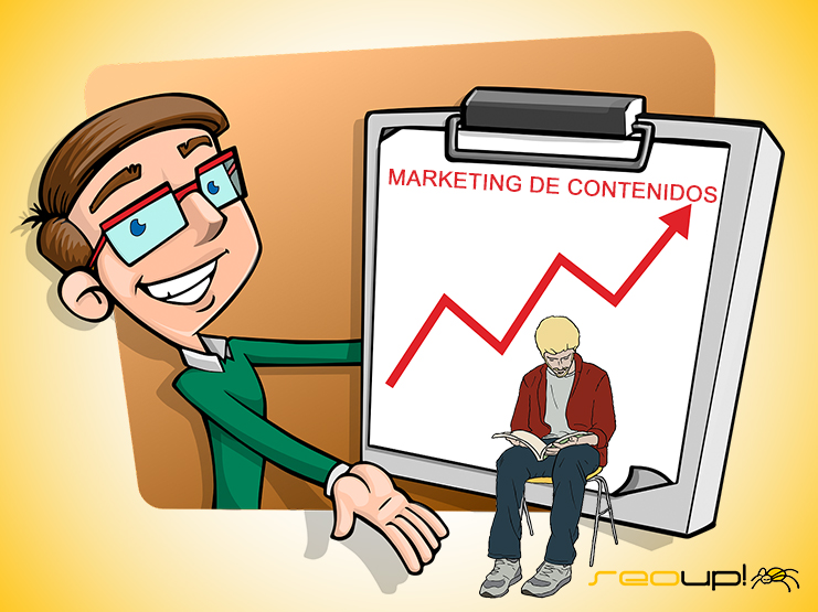 La importancia del Marketing de contenidos.