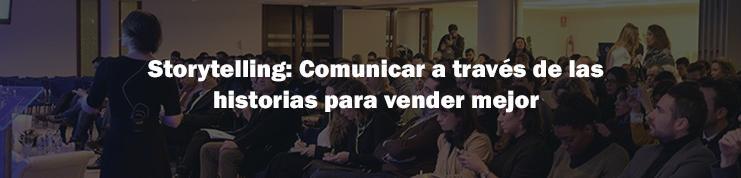 Curso de Storytelling de Êlia Guardiola en SmartBeemo